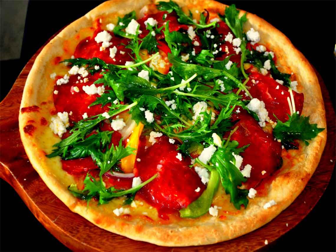 Pizza Amore: Rebanadas de alta calidad en la CDMX