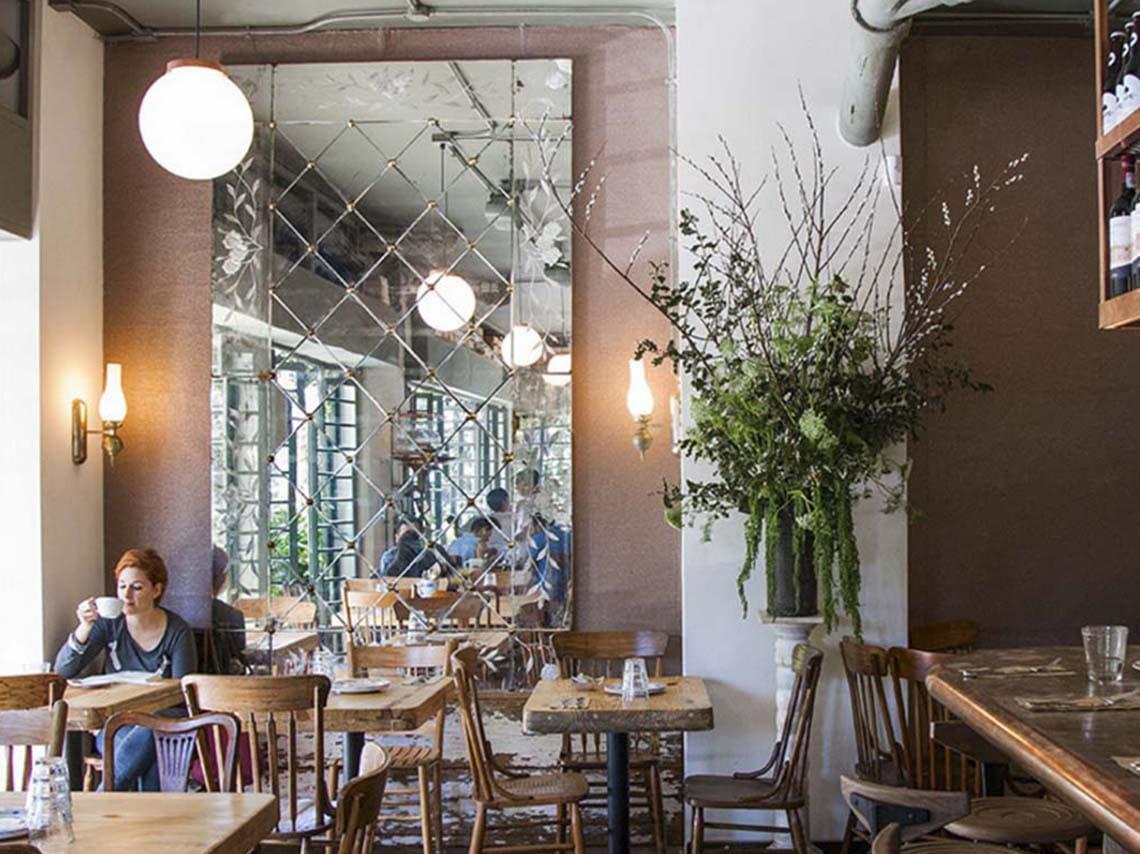 Lardo Restaurante: El sello de Elena Reygadas en Condesa