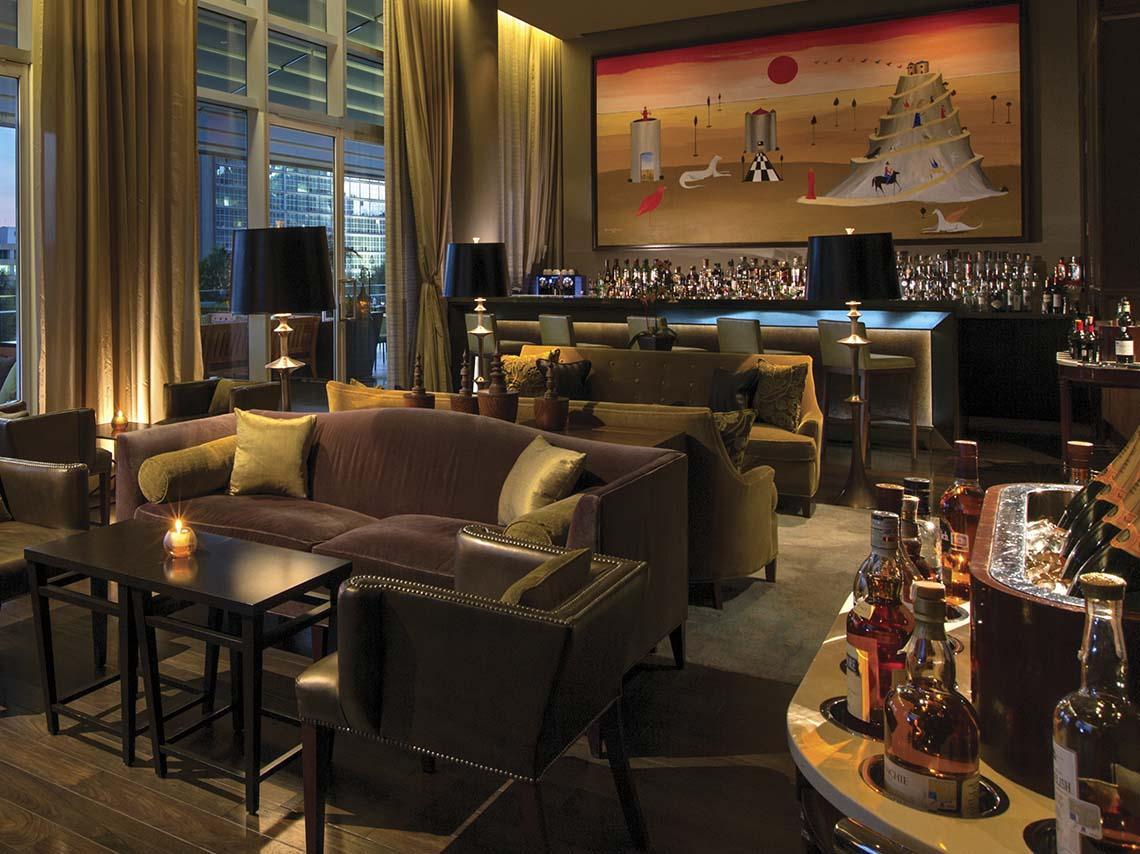 King Cole Bar: Elegante e innovador en The St. Regis CDMX