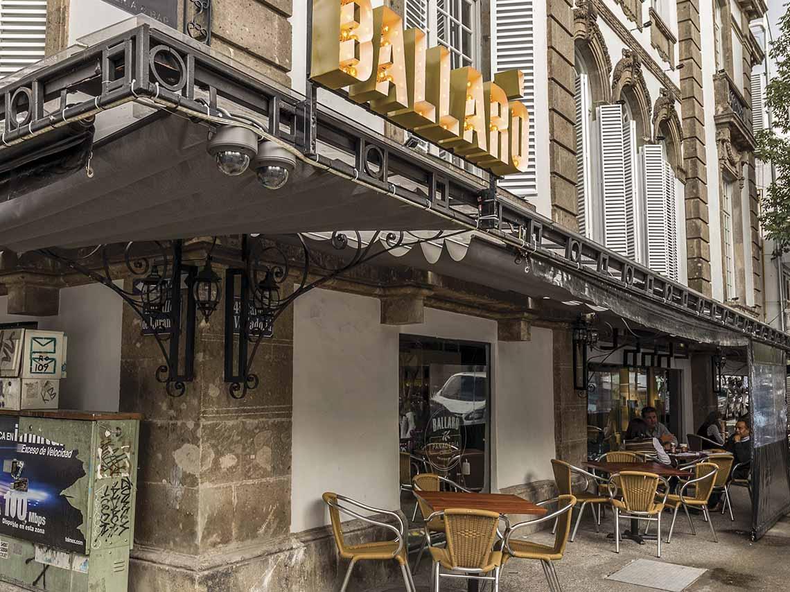 Ballarò: Restaurante con las mejores pizzas italianas