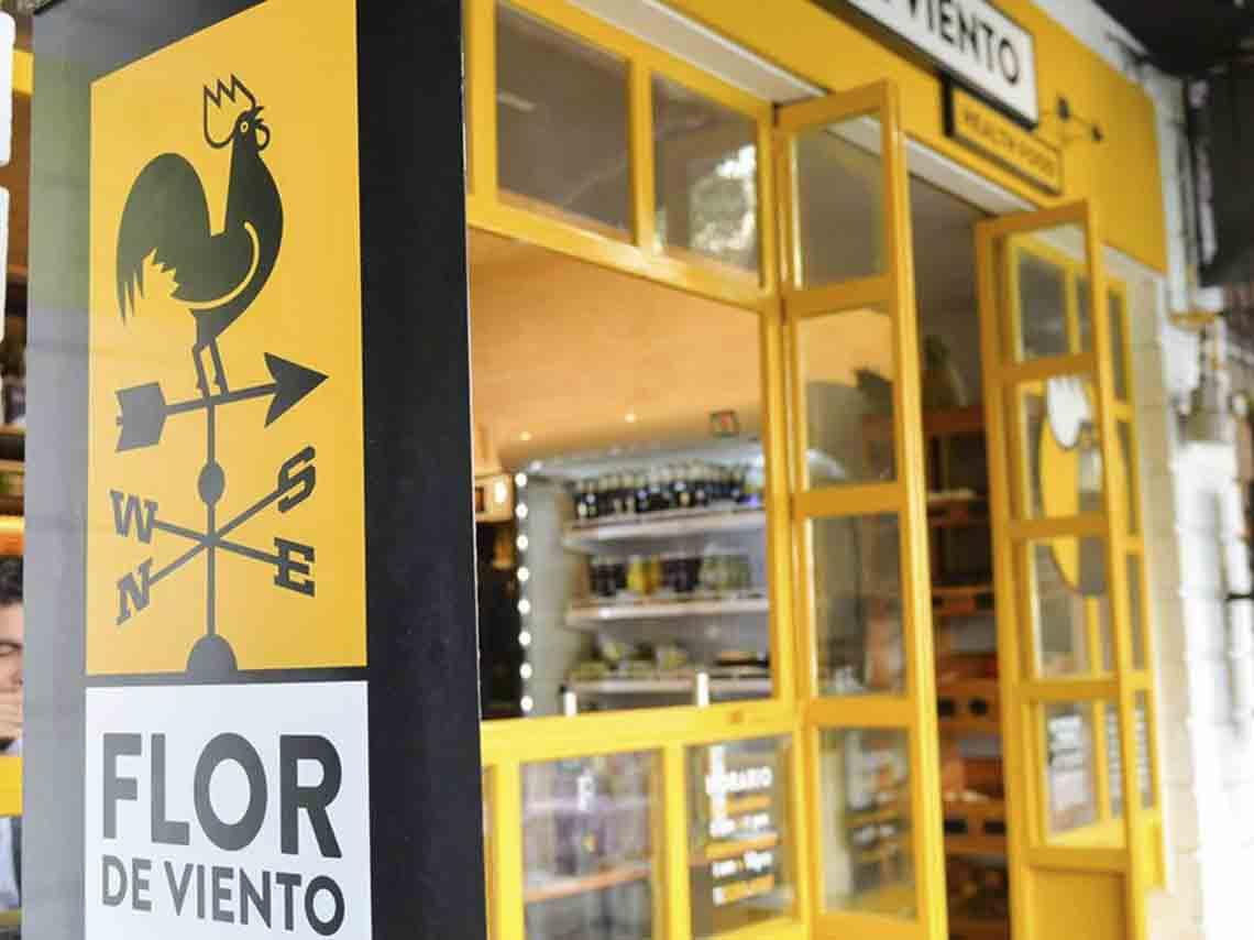 Flor de Viento, health food y woks en Polanco