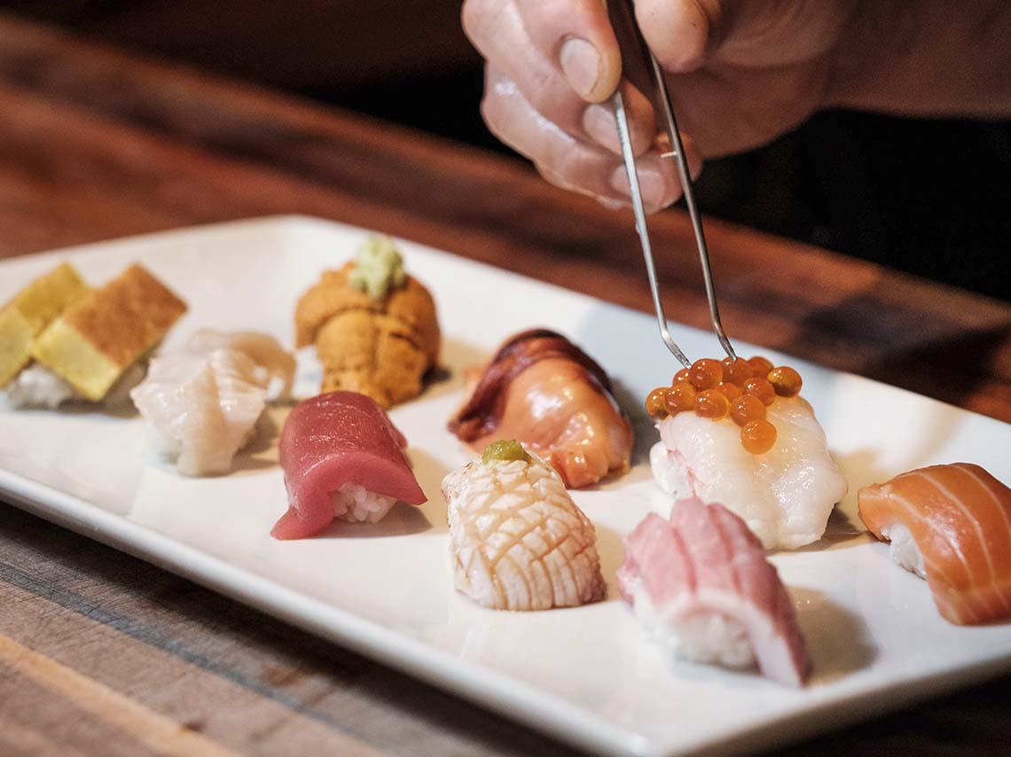 Rokai restaurante japonés en Cuauhtémoc-Ciudad de México