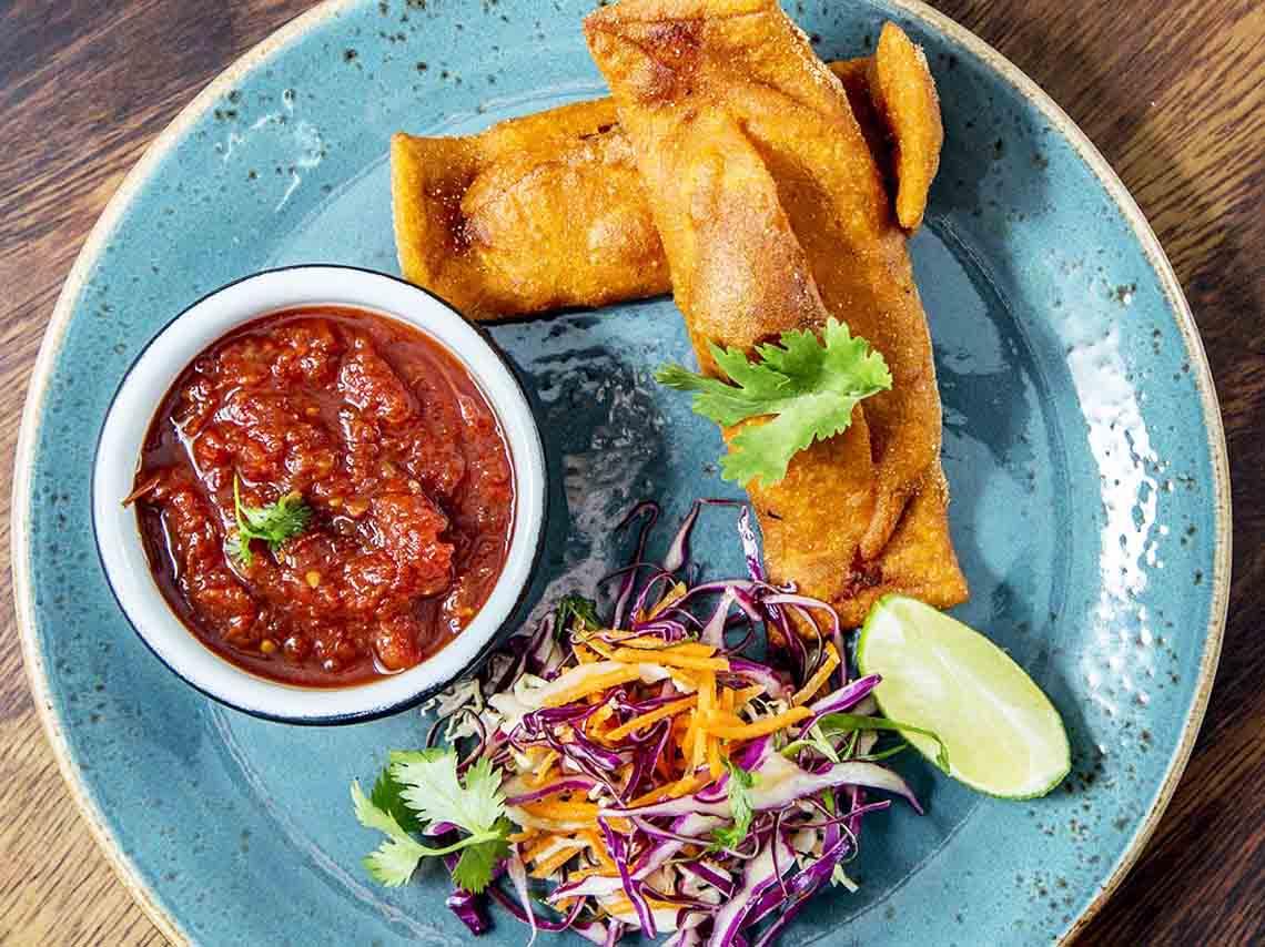 Zanaya restaurante: Menú nayarita en Four Seasons Reforma
