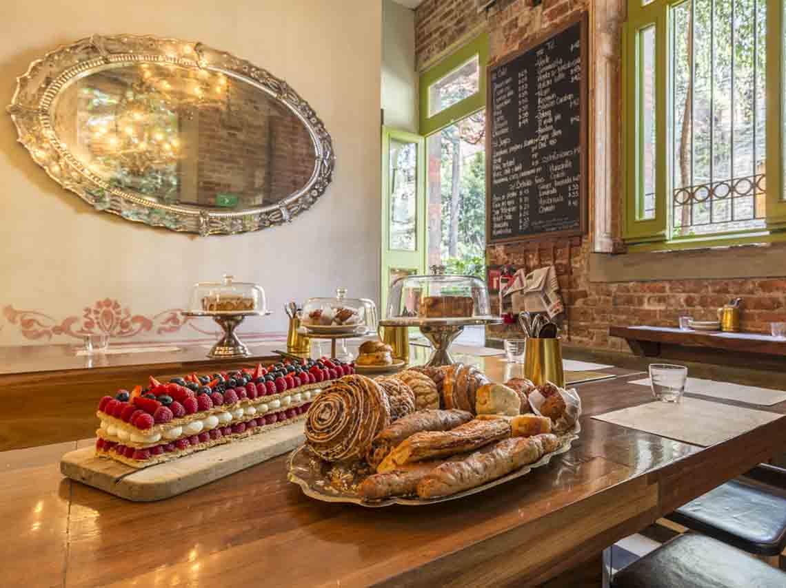 Café Nin: Nuevo restaurante de Elena Reygadas en la Juárez