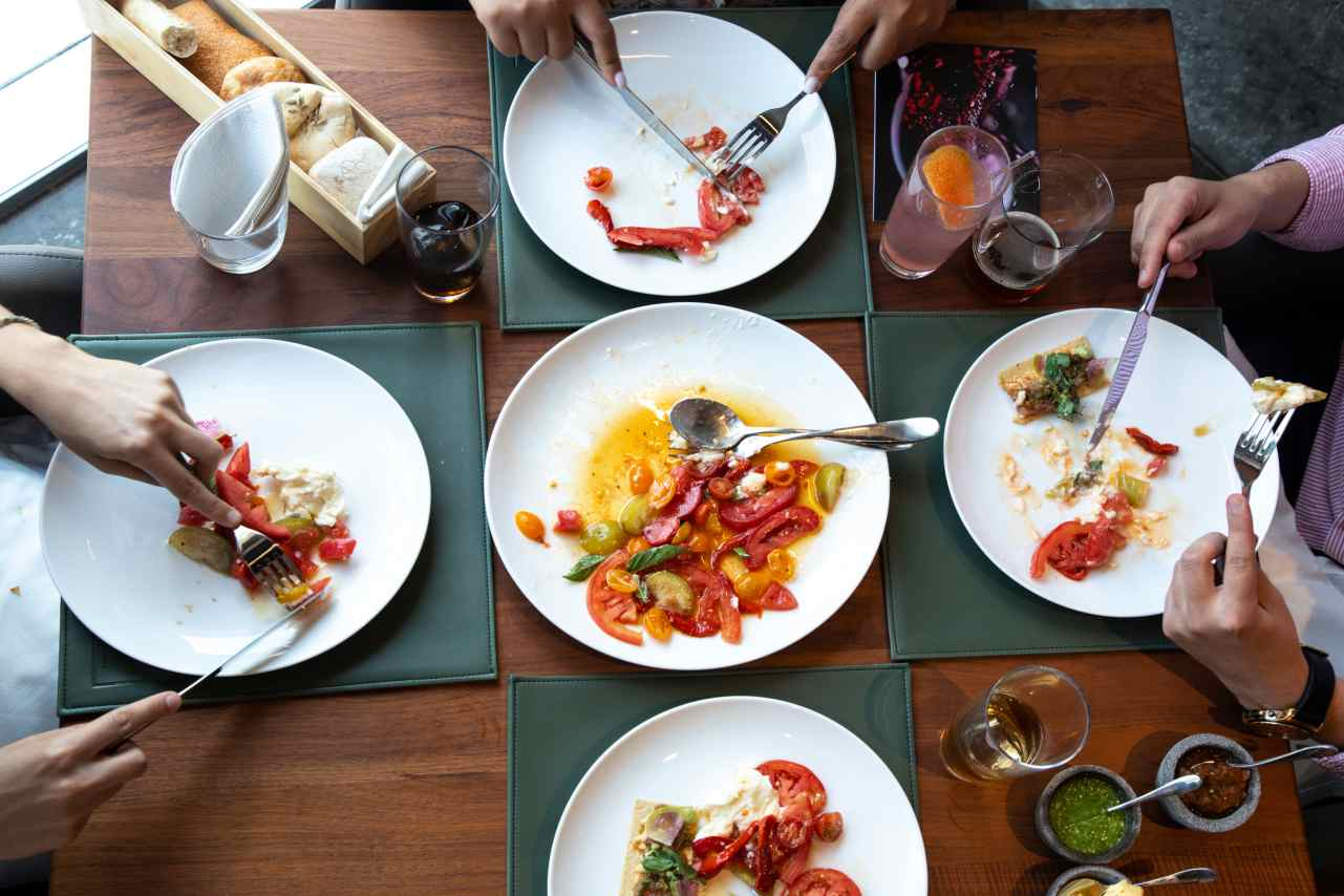Cassatt, cocina ibérico-mexicana-mediterránea