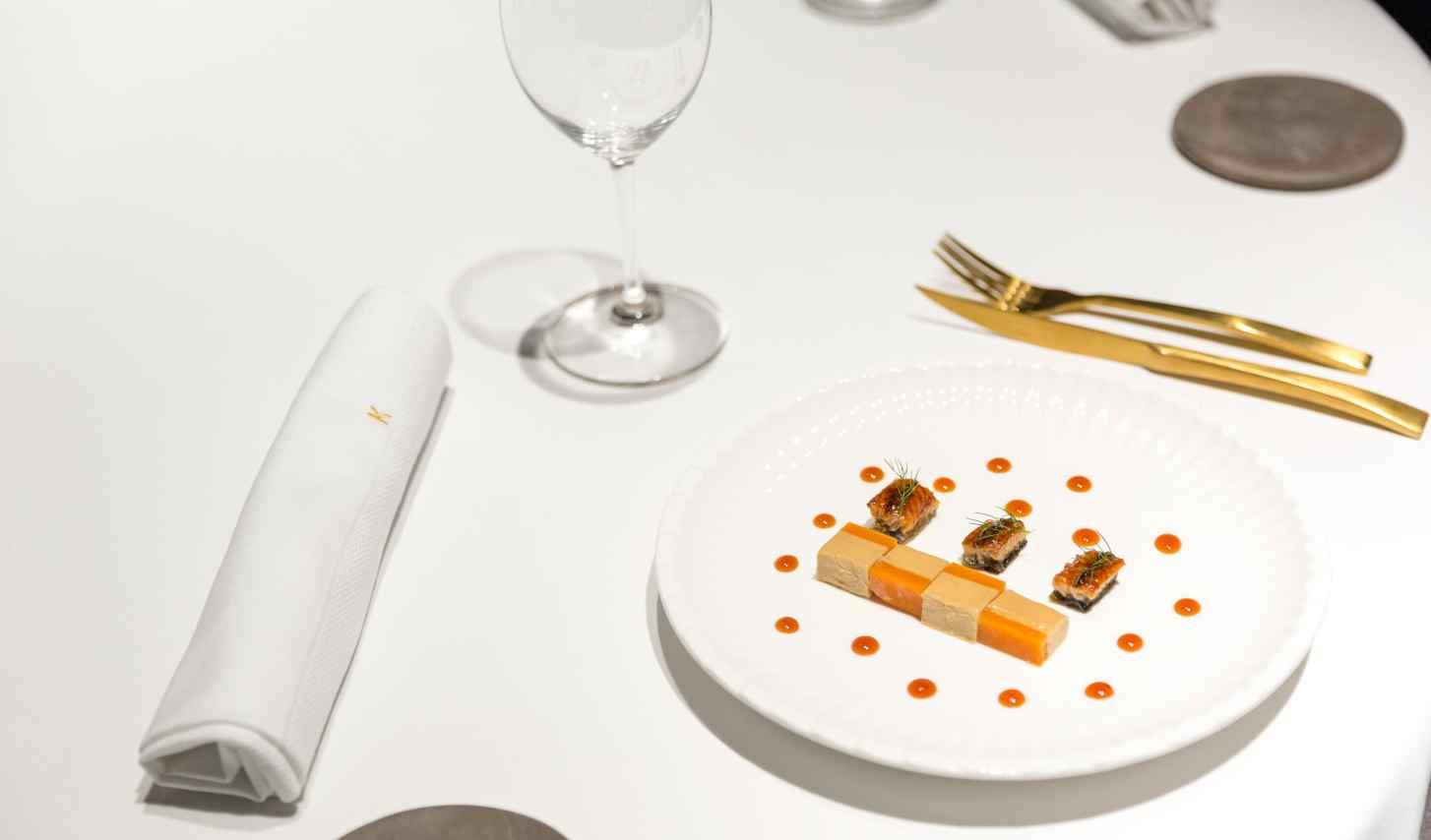 KO MA, gastronomía clásica
