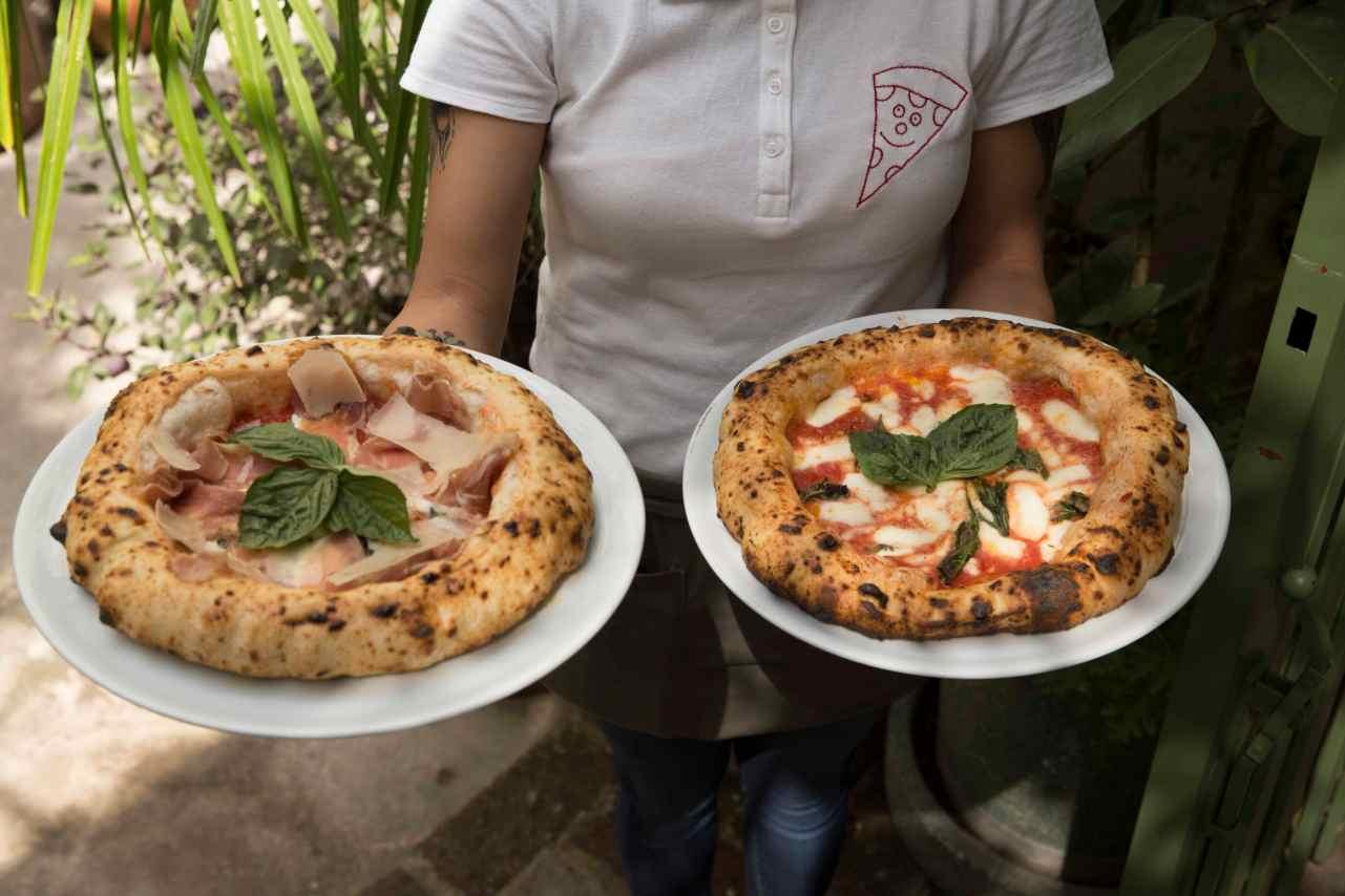 PIzza Félix, pizzería estilo napolitano en la Roma