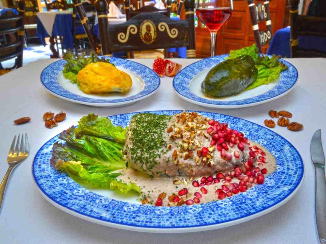 Café De Tacuba: Restaurante mexicano con historia en el centro histórico