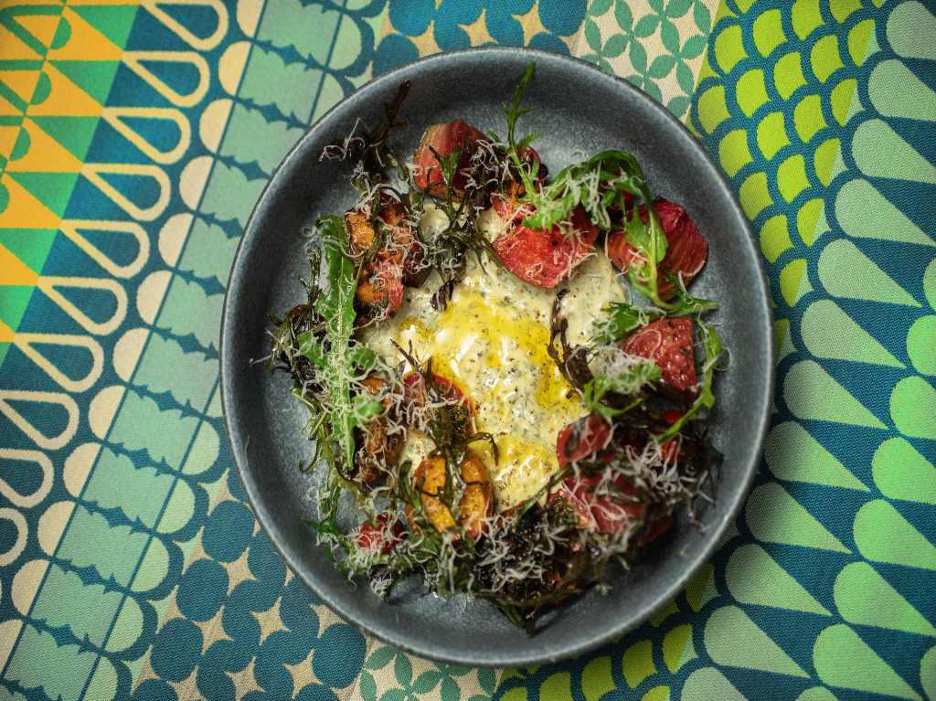 Olenna, cocina mediterránea en el Pedregal