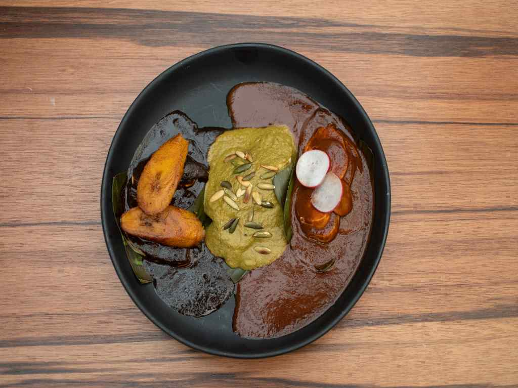 La Reserva, comida mexicana en San Ángel