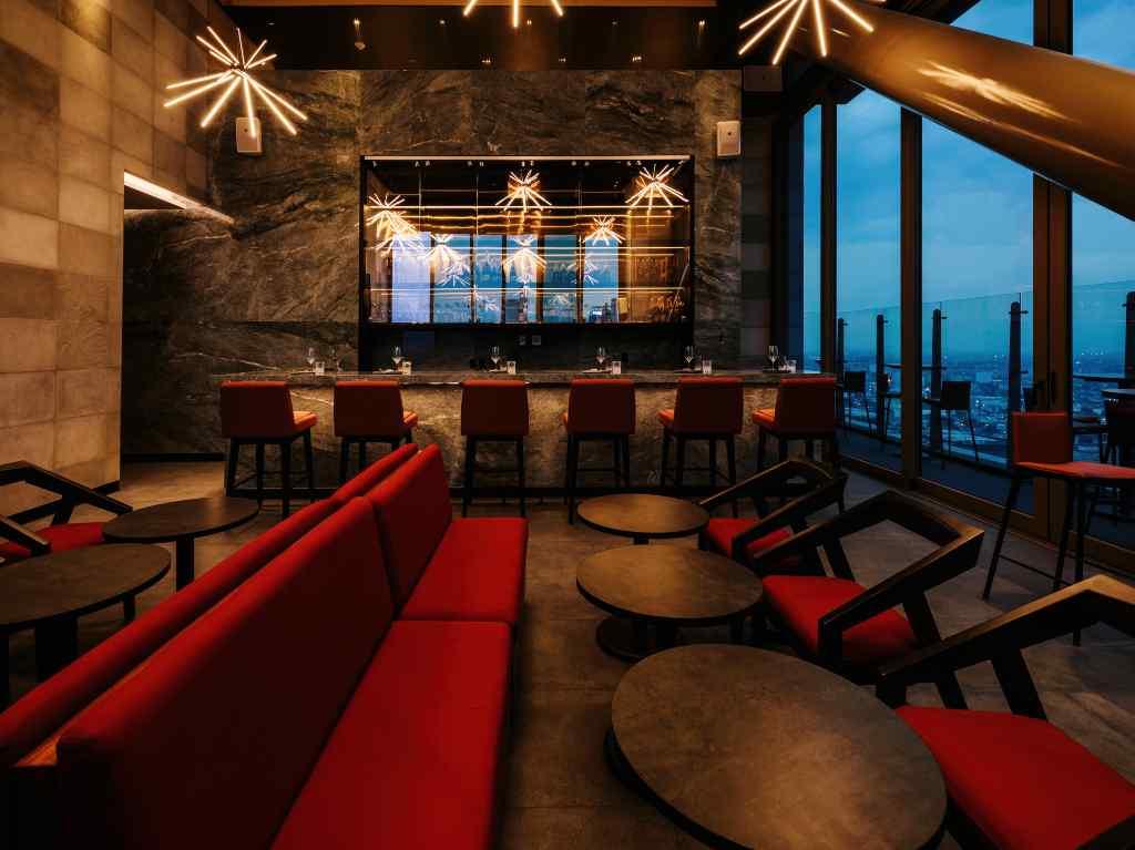 Cityzen Rooftop & Bar, disfruta una espectacular vista de Reforma desde el piso 38