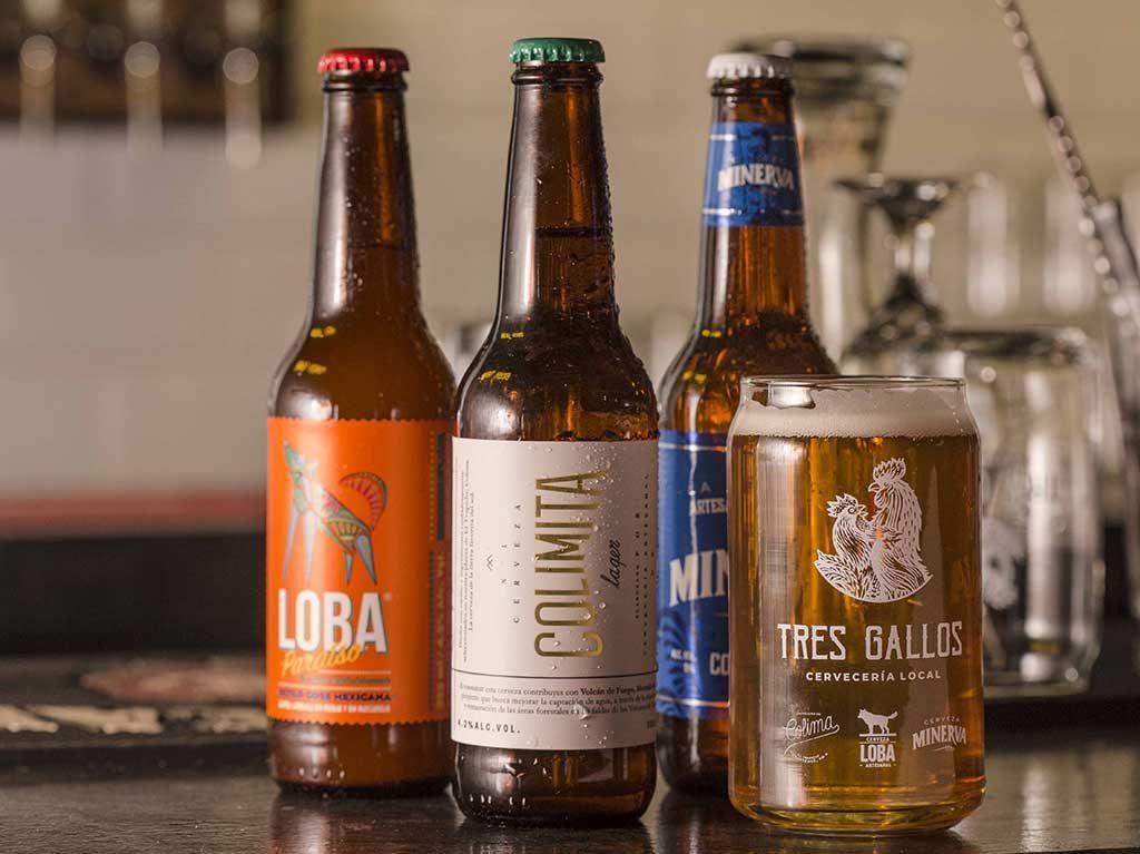 Tres Gallos Gastropub, cerveza artesanal del Bajío a CDMX