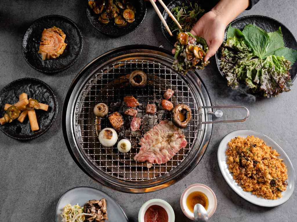 Hoon Korean BBQ: parrilla coreana con el sello del grupo Tori Tori