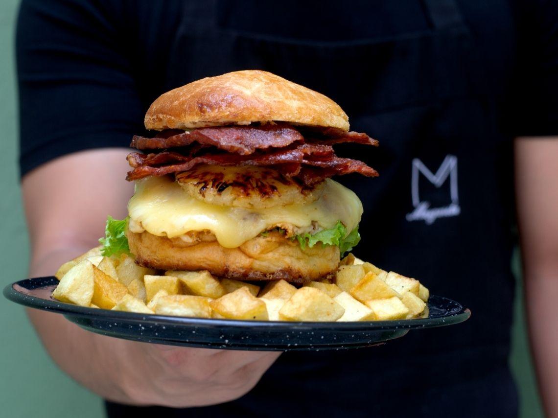 Margarita: las nuevas hamburguesas de la Narvarte