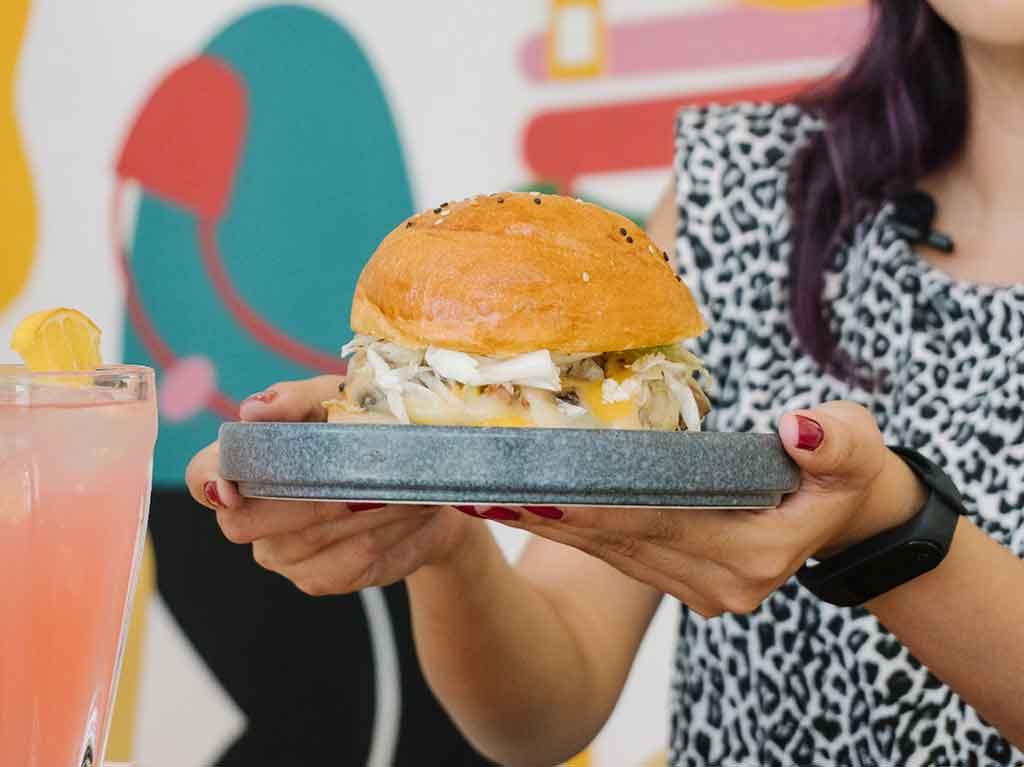 Lidany's: hamburguesas al carbón de Chilpancingo para la CDMX