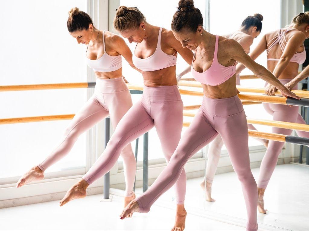 Body Barre: el estudio que combina pilates, yoga y danza
