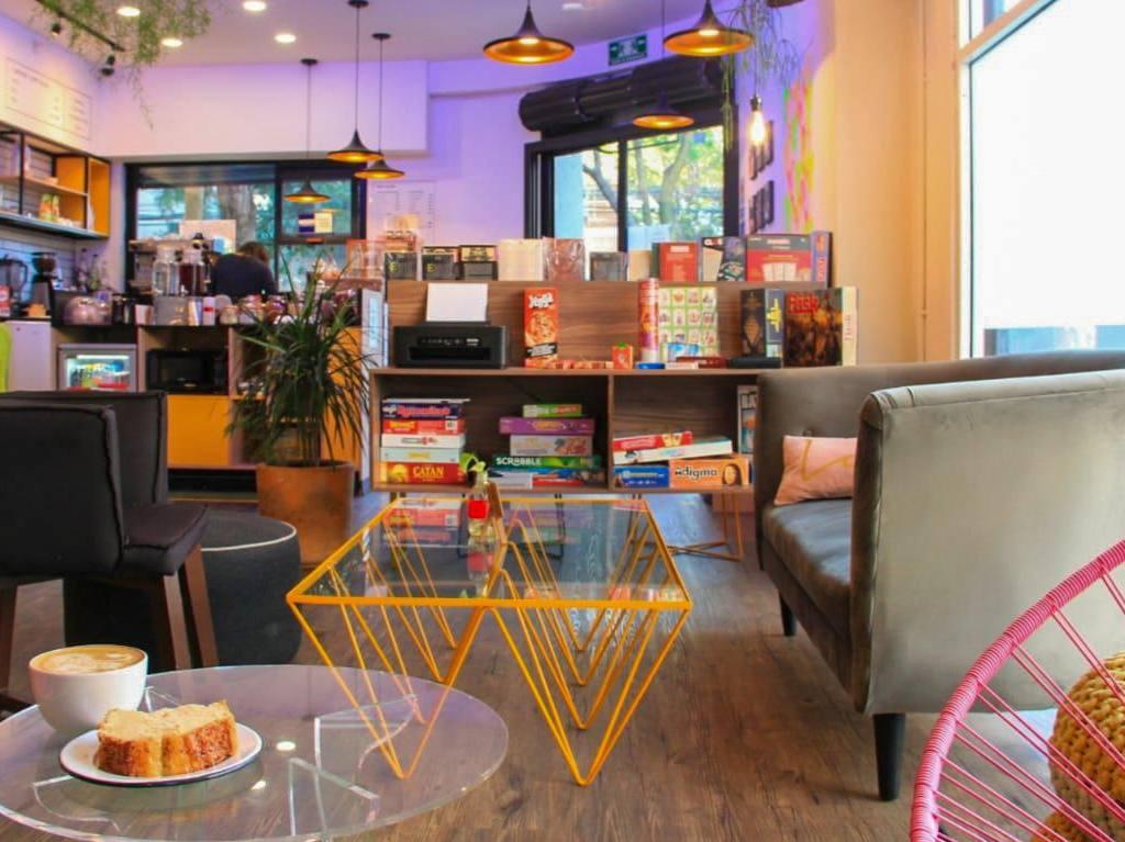 Chez Vous #Timecafé: café y snacks ilimitados