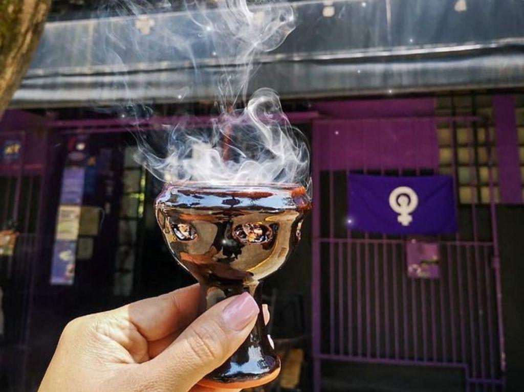 Hechízate en Salem Witch Store& Coffee