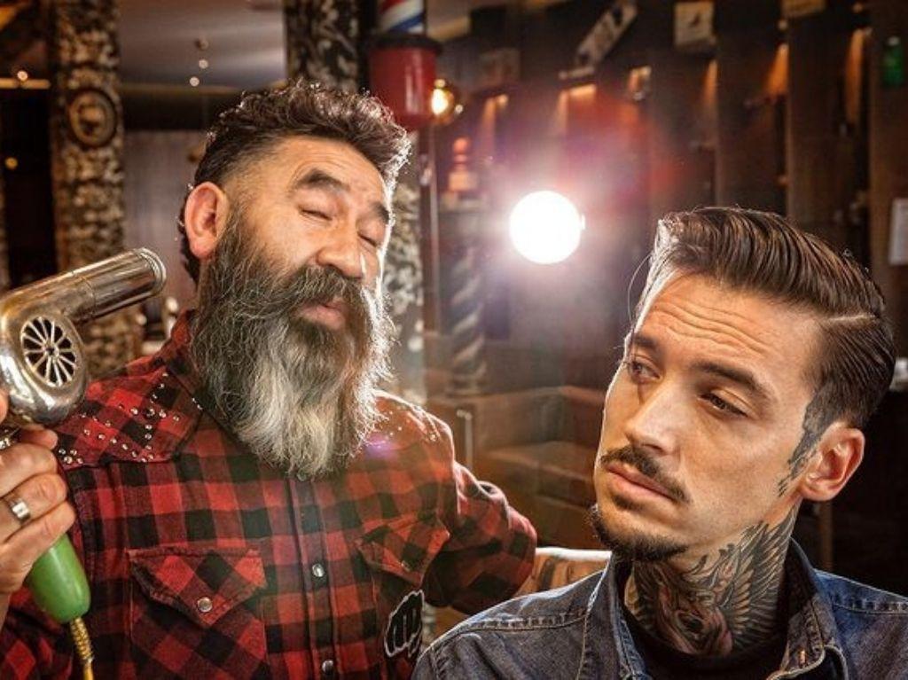 La Única Barbería: servicio profesional de barbería para caballeros