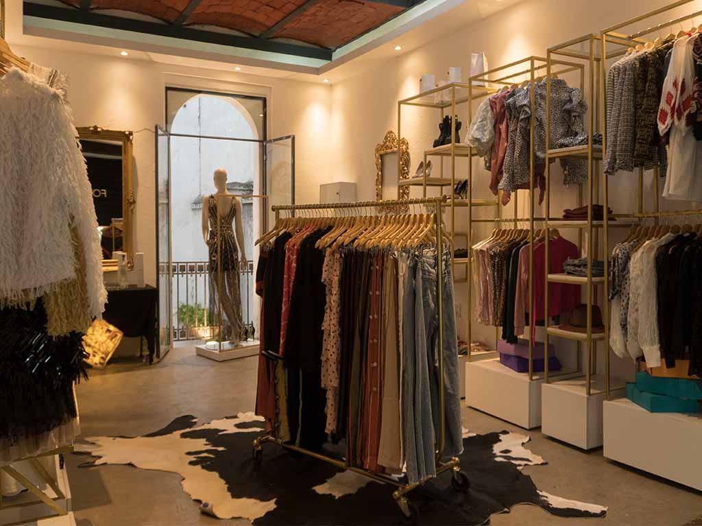 For Love Showroom: Moda mexicana con espíritu libre