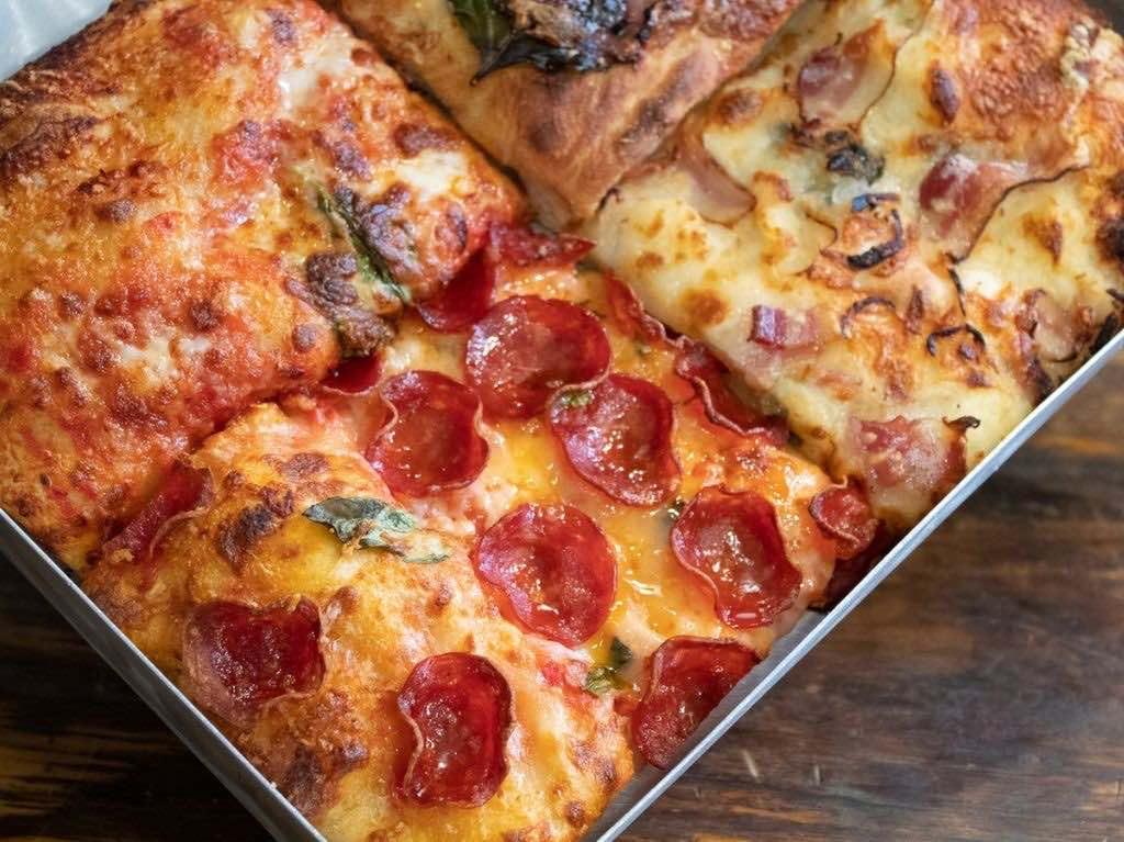 Coma Pizza: pizzería romana
