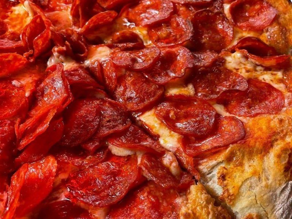 Lou's Pizza: pizzas al estilo Nueva York