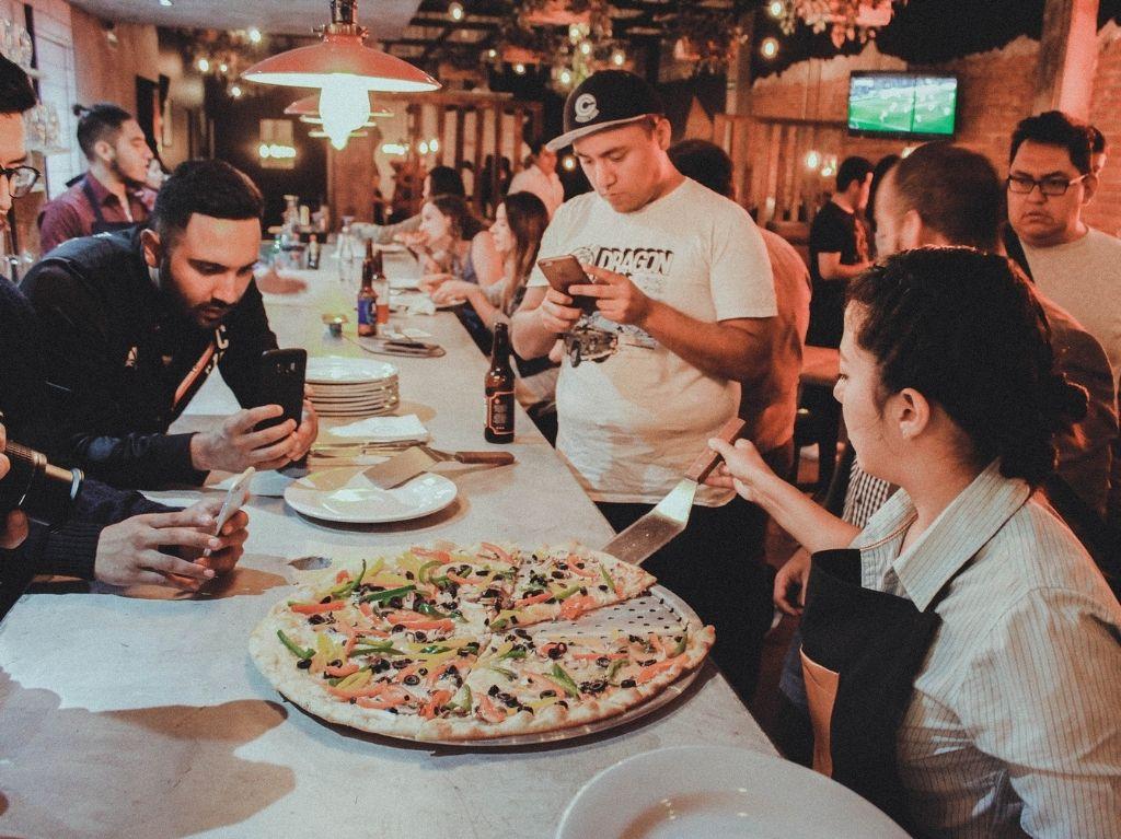 Las pizzas más emblemáticas de EEUU en Homeslice Pizza