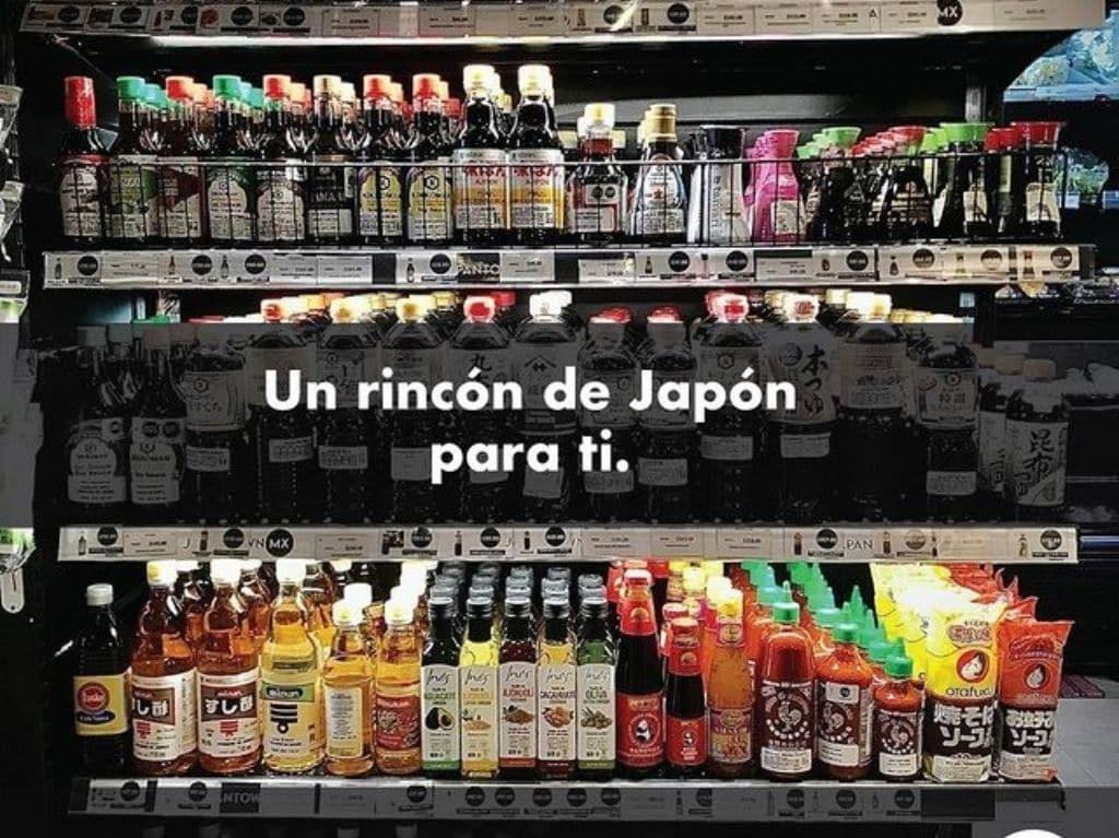 JapantownMx: paraíso de alimentos japoneses