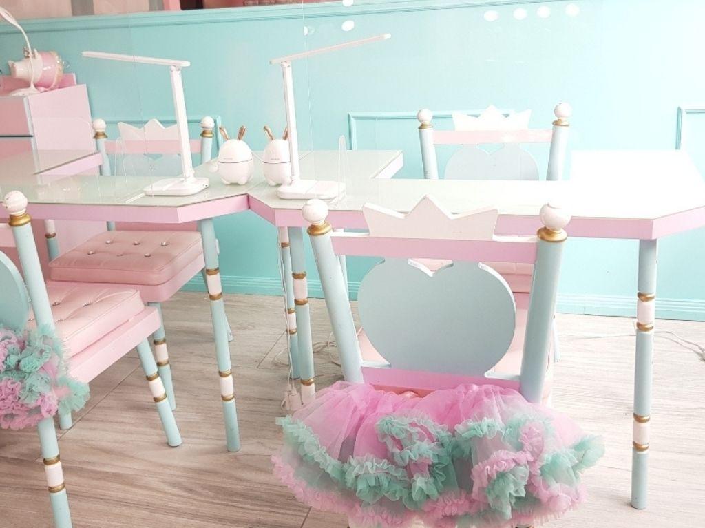 Spa para mamás y niñas: Girls & Moms Little Princess Spa