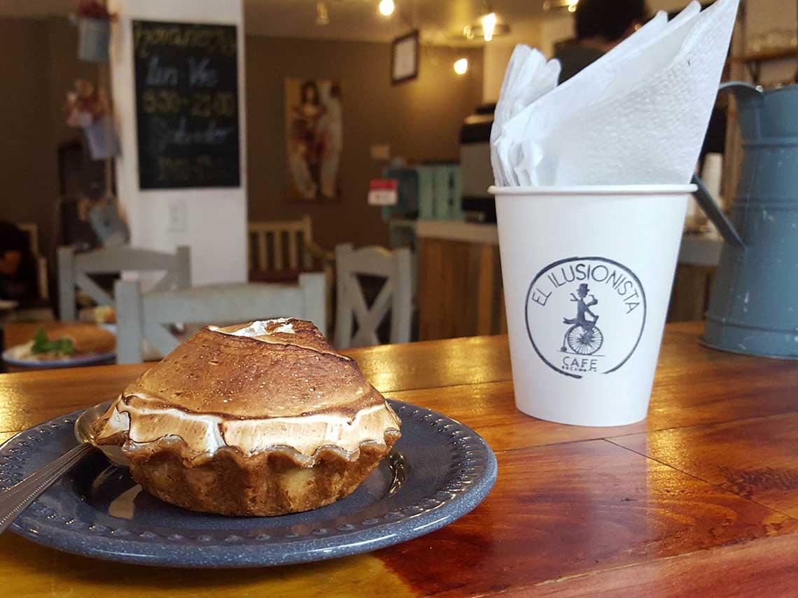 El Ilusionista Café: café y más