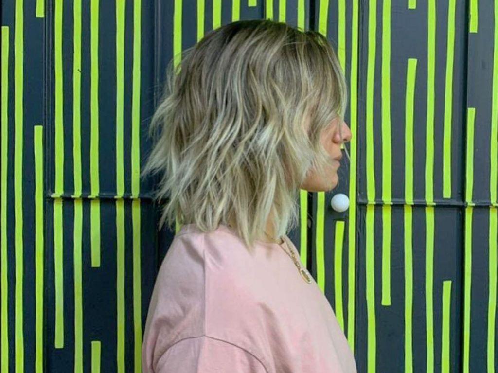 Paprika: corte de pelo y color